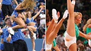 The Most Embarrassing Cheerleader Photos Ever Taken