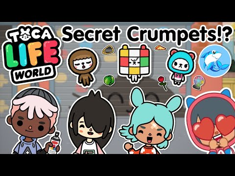 Toca Life World | Secret Crumpets!? #1