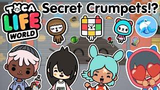 Toca Life World  Secret Crumpets!? #1