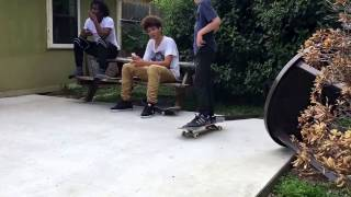 FUN SKATE PART WITH FRIENDS 1#