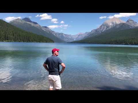 Glacier National Park - Coeur d'Alene :...