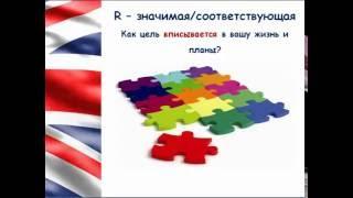 SMART-цели для изучения английского языка