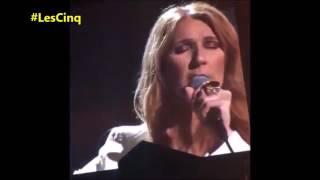 """Céline Dion """"À La Plus Haute Branche"""" NEW FRENCH SONG Live Montreal 2016"""