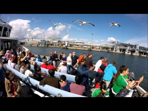 Suomenlinnan lautta Helsinki - Suomenlinna ferry