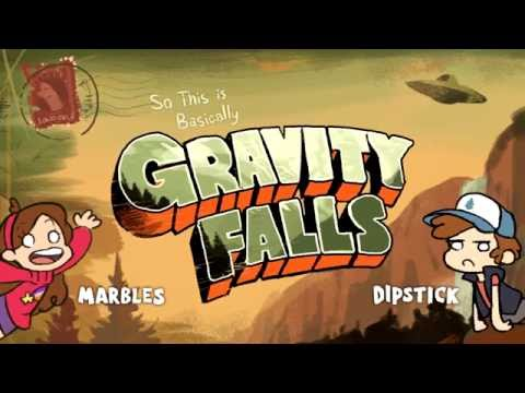 So This is Basically Gravity Falls