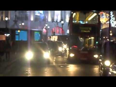 Metropolitan Police -  Territorial Support Group Public Order Van In London