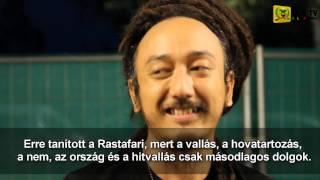 OLR TV - Ras Muhamad - az Indonéz reggae-nagykövet