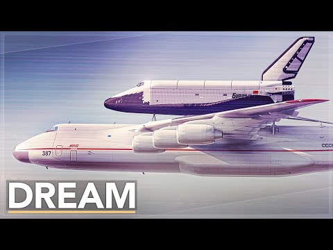 The World's Largest Plane: Why The Soviets Really Built The AN-225 Mriya