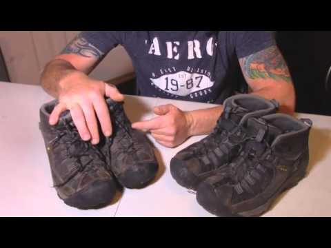 2e91c008d3c KEEN Men's Targhee II Mid TAC Hiking Boot Review