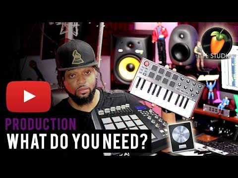 What Do You Need To Produce Music  What Do You Need To Start Making Beats