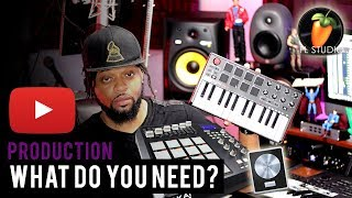 What Do You Need To Produce Music | What Do You Need To Start Making Beats