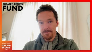 Benedict Cumberbatch: My Turning Point | Theatre Artists Fund