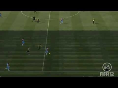 Fifa 12 Ultimate Team Online AMAZING LONG SHOT