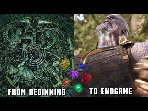 From Beginning to Endgame: The Story of the Infinity Stones
