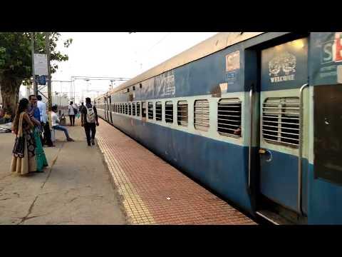 Konkan Railways : Tejas+JanShatabdi+DoubleDecker And More | Top KR Trains At Panvel Jn.