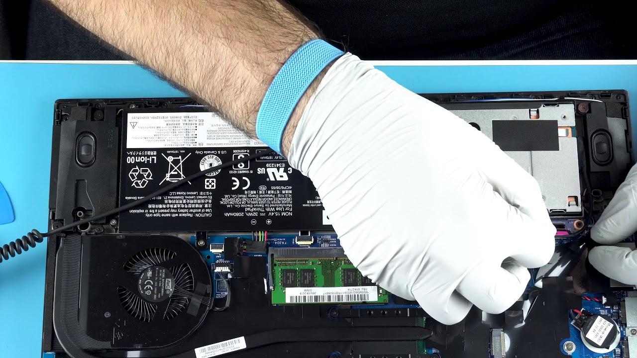 Lenovo Thinkpad T580 | How to Service, Upgrade & Fix Laptop (Teardown)