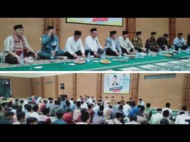 Kesan KH. Chozin Chumaedy terhadap Alm. KH. Ahmad Bagja | Tahlil dan Do'a Bersama IKA PMII Jabar