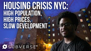 New York City Struggles with Affordable Housing Crisis | Subverse News