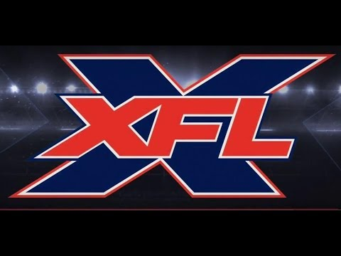 The XFL is officially re-launching in 2020