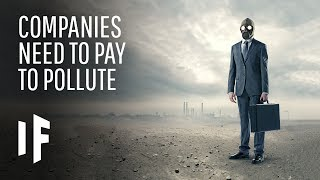 What If Companies Had to Pay to Pollute our Earth?