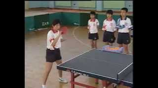 Table Tennis Tutorial from Beginner to Advanced  The Secret of the Chinese Team 1)