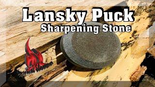 Lansky Puck Sharpening Stone System