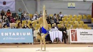 Baltic Hoop 2016 - Vivienne Lee Motkine - Clubs