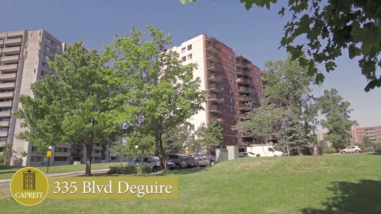 Vidéo Appartements à louer Montréal - 335 Blvd Deguire ...