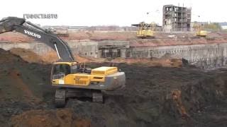 видео Доставка грунта в Москве