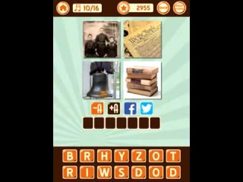 4 Pics 1 Song game answers level 53