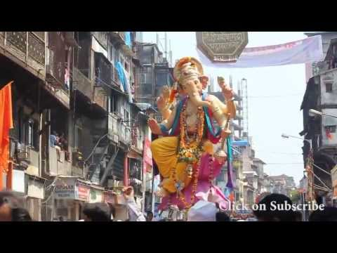 Ganesh Visarjan Ganesh Immersion 2012