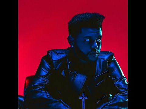 The Weeknd Announces New Album Titled 'STARBOY' and Shows off his New Haircut on Album Cover.