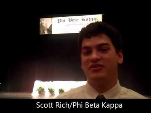 Phi Beta Kappa Inductees at Duke University