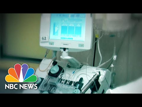 Researchers Test Plasma Transfusions As Treatment For Coronavirus Patients | NBC News NOW