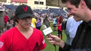 Logan Huffman Interview from Steve Garvey