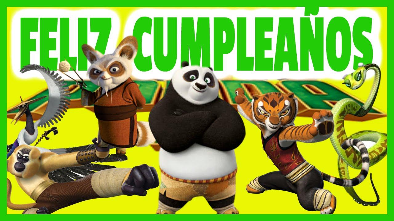 Animados Feliz Fu Panda Juguetes CumpleañosKung 3 Los bgyf76