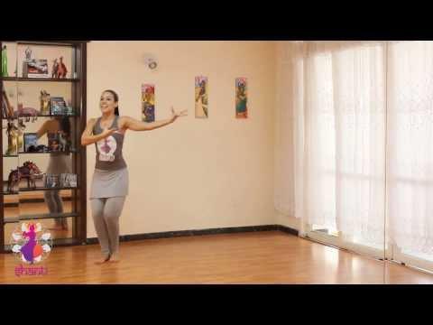 Bollywood con Shanti - Tutorial Des Rangila (Coro)