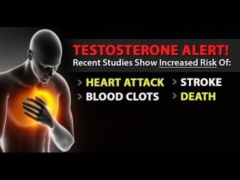 Testosterone Lawsuits - Heart Attack, Stroke, Blood Clots & Death
