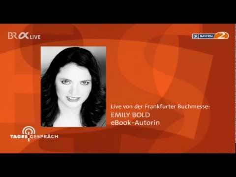 Emily Bold im Interview mit BR-Alpha