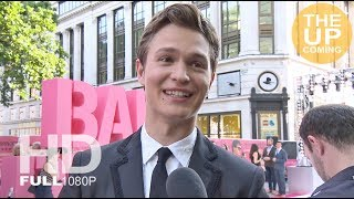 Video Ansel Elgort interview at Baby Driver premiere in London: Working with Kevin Spacey, Lily James download MP3, 3GP, MP4, WEBM, AVI, FLV Juli 2018