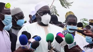 Opération de reboisement: l'appel de Serigne Abdoul Ahad Mbacké Gaindé Fatma