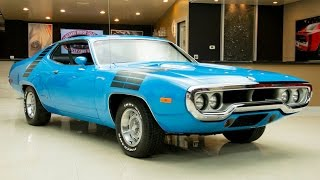 1972 Plymouth Road Runner For Sale