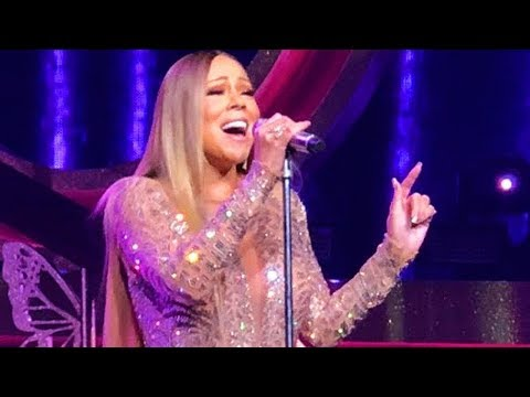 Mariah Carey - The Butterfly Returns (15th July 2018) 'VOCAL SLAYAGE' Highlights!