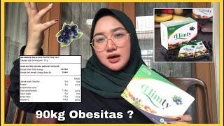 Download lagu Curhat Frustasi Mulai Obesitas   Flimty Fiber Drink Review   Bahasa Indonesia   DienDiana