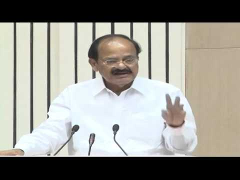 """Shri M.Venkaiah Naidu's address at the launch of """"Inclusiveness & Accessibility Index"""""""
