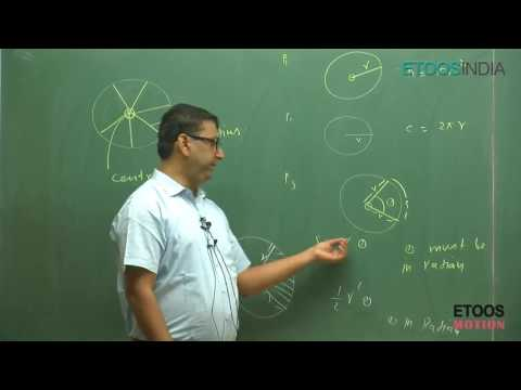 ETOOSINDIA | IIT JEE | Mathematics | Circle by NC Sir