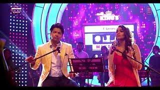sun zara tujhe bhula diya song t series mixtape shaan shruti pathak bhushan kumar