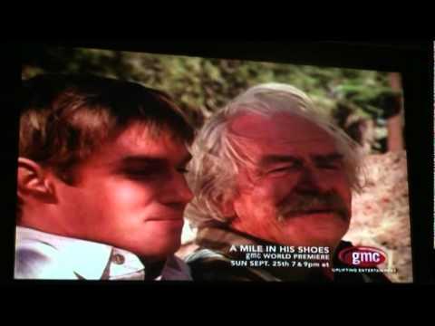 The Waltons, John-Boy & Grandpa share a poignant moment
