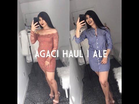 AGACI HAUL | ALEJANDRA MORA