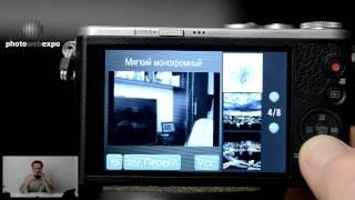 видео Pentax Q — самая маленькая системная камера